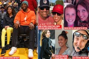 Photos: Αυτοί είναι οι άλλοι 6 επιβάτες και ο πιλότος της μοιραίας πτήσης του Κόμπι Μπράιαντ! Συγκλονίζουν οι μαρτυρίες των ανθρώπων τους!