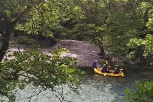 Η φωτογραφία της ημέρας: Καλημέρα και καλή εβδομάδα από τον ποταμό Βοϊδομάτη!