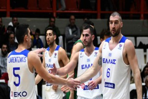 Eurobasket: Χρυσή πρεμιέρα για την Εθνική!