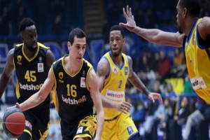 Basketball Champions League: Ευκαιρία με Βόννη για ΑΕΚ, στα σκληρά το Περιστέρι