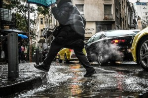 Καιρός σήμερα: Άνεμοι, βροχές και καταιγίδες - Αναλυτική πρόγνωση