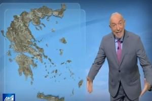 """""""Βόμβα"""" από τον Τάσο Αρνιακό: """"Ανοιξιάτικος καιρός και 20αρια άλλα όχι για πολύ...έρχονται καταιγίδες!"""""""