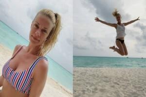 Ζέτα Μακρυπούλια: Έτσι είναι πραγματικά το κορμί της χωρίς ρετούς
