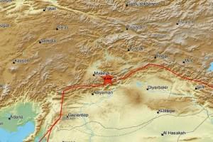 Σεισμική δόνηση 5,1 Ρίχτερ στην Τουρκία
