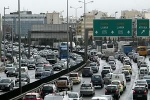 Συνεχίζεται η ταλαιπωρία στους δρόμους! Κίνηση και Καθυστερήσεις σε αρκετά σημεία! (photo)
