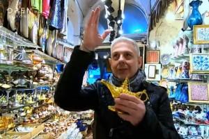 Εικόνες: Ο Τάσος Δούσης μας ταξιδεύει στην Κωνσταντινούπολη - Μην χάσετε το νέο επεισόδιο
