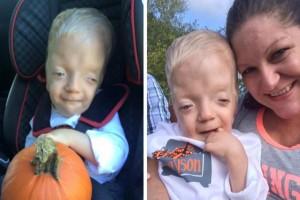 3χρονο αγόρι με αναπηρίες λίγο πριν πεθάνει έγινε στόχος στο διαδίκτυο...Θα εξοργιστείτε με αυτό που του έκαναν!