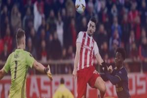 "Europa League, Ολυμπιακός- Άρσεναλ 0-1: ""Έπεσε"" αλλά πάλεψε"