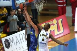 Basket League, Ρέθυμνο - Λαύριο 75-77: Ξέφυγε στην παράταση!