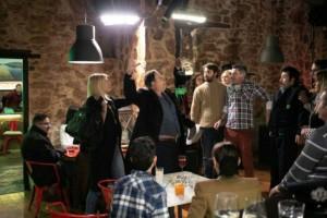 Καφέ της Χαράς: Τα εγκαίνια του μαγαζιού είναι γεγονός - Τι θα δούμε σήμερα (28/02);