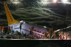 Συνελήφθη ο κυβερνήτης του αεροσκάφους της Pegasus που συνετρίβη στην Τουρκία!
