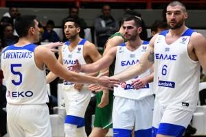 Eurobasket: Για το 2/2 η Εθνική Ελλάδας κόντρα στη Βοσνία