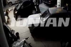 Βίντεο-ντοκουμέντο από τη δολοφονία του 41χρονου σε φανοποιείο στην Πάτρα!
