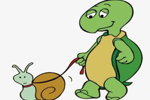 Τρέχει η χελώνα στο δάσος όταν της την πέφτουν 3 σαλιγκάρια να…: Το ανέκδοτο της ημέρας (27/02)!