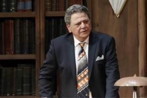 Θλίψη για τον Γιώργο Παρτσαλάκη!