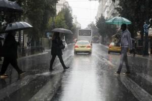 Καιρός Τσικνοπέμπτη: Πτώση της θερμοκρασίας και βροχές σήμερα!