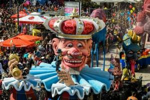 «Βόμβα» με το καρναβάλι της Πάτρας!