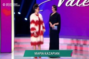 "My Style Rocks: ""Στα κόκκινα"" η Μαρία Καζαριάν και σε ντύσιμο αλλά και σε νεύρα!"