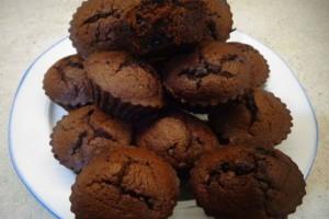Κεϊκάκια σοκολάτας σε 5 λεπτά!