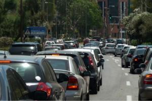 Χάος στους δρόμους - Δείτε που υπάρχει μποτιλιάρισμα (photo)