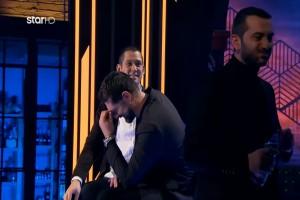 Απίστευτο περιστατικό στο Masterchef 4: Ο Λεωνίδας Κουτσόπουλος δοκίμασε πιάτο και... κόντεψε να σπάσει τα δόντια του! (video)