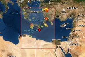 Σεισμός 3,1 Ρίχτερ στη Κρήτη!