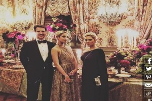 Η πριγκίπισσα Μαρί Σαντάλ της Ελλάδας αποκαλύπτει την αλήθεια πίσω από το παλάτι!