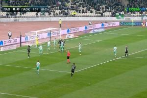 Κύπελλο Ελλάδας: Άνετη νίκη-πρόκριση του ΠΑΟΚ κόντρα στον Παναθηναϊκό! (Video)