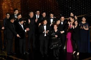 Η μεγαλύτερη ανατροπή όλων των εποχών στα Oscars 2020! Μεγάλος νικητής η ταινία «Τα Παράσιτα»! (videos+photos)