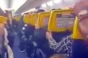 Θρίλερ σε πτήση: Έκλαιγαν, φώναζαν και προσεύχονταν οι επιβάτες! (Video)