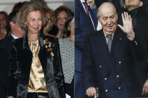 Βασίλισσα Σοφία και Βασιλιάς Χουάν Κάρλος βγήκαν χωριστά! Δείτε ποιος ήταν ο λόγος! (video)