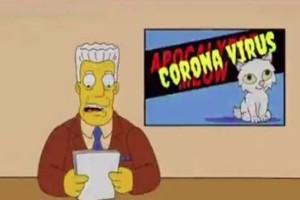 Ανατριχιαστικό! Η προφητεία των Simpsons για τον κορωναϊό πριν από 27 χρόνια! (video)