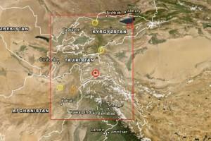 Σεισμός 5,2 Ρίχτερ στο Τατζικιστάν!