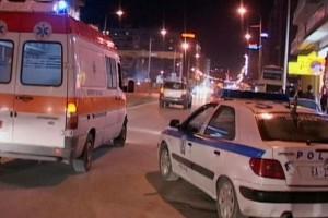 Σοκαριστικό τροχαίο στη Θεσσαλονίκη: Άνδρας παρασύρθηκε από δύο αυτοκίνητα! Πέρασαν από πάνω άλλα 9!