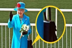 Πώς η Βασίλισσα Ελισάβετ περνάει μηνύματα μέσω της τσάντας της; Υπάρχει λόγος που την κρατάει πάντα έτσι