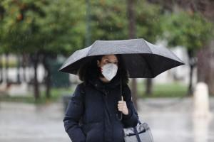 Κακοκαιρία σ' όλη την χώρα: Βροχερό του σκηνικό του καιρού