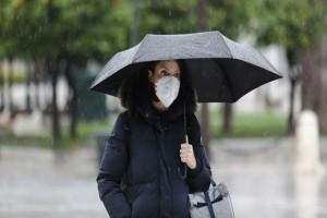 Καιρός: Βροχές, καταιγίδες και... σκόνη!