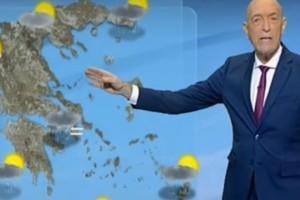 «Ο Μάρτης μας αποχαιρετά άστατος και ο κορωνοϊός…» - Ο Τάσος Αρνιακός προειδοποιεί (video)