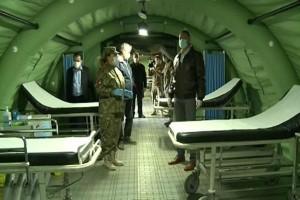 Κορωνοϊός Γαλλία: Επιστρατεύονται στρατιωτικά αεροπλάνα για τη μεταφορά ασθενών