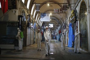 Κορωνοϊός Τουρκία: Στους 131 οι νεκροί από κορωνοϊό - Πάνω από 9.000 τα κρούσματα