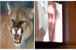 Σοκ: Αυτός ο άντρας στραγγάλισε λιοντάρι λίγο πριν τον φάει ζωντανό