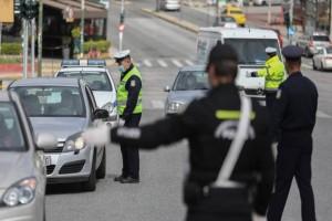 Απαγόρευση κυκλοφορίας: Πάνω από 1.800 οι παραβάσεις την Κυριακή (29/3) - Στις 6 οι συλλήψεις