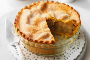 Γρήγορη συνταγή για μηλόπιτα της στιγμής με λίγα υλικά