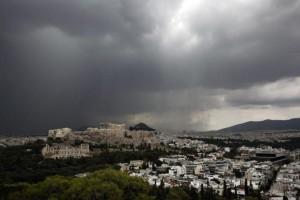 Καιρός: Το βροχερό σκηνικό συνεχίζεται και τη Δευτέρα (30/3)