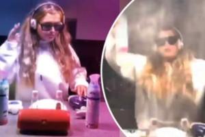 Ξεκαρδιστικό βίντεο: Γυναίκα dj κάνει μια... ''άρρωστη'' διασκευή για τον κορωνοϊό