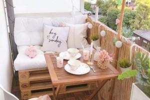 5+1 μικρά μυστικά για να μετατρέψετε το μπαλκόνι σας σε έναν ανοιξιάτικο κήπο!