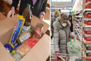 Κορωνοϊός - Συναγερμός από ΟΗΕ : Μπορεί να υπάρξει παγκόσμια έλλειψη τροφίμων