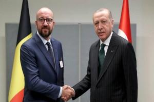 Δε βρίσκουν άκρη με τον Ερντογάν για τον Έβρο στην Κομισιόν! Καμία συμφωνία στη συνάντηση των Βρυξελλών!