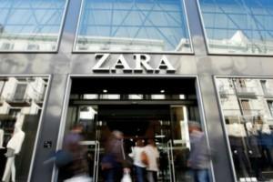 ZARA: Αγοράστε online την μπλούζα... τινκερμπελ - Κοστίζει 15,95 €