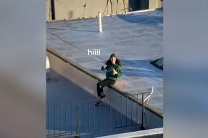 Καμάκι εν μέσω καραντίνας κορωνοϊού - Έστειλε το τηλέφωνό του σε γειτόνισσα με drone και είχαν και το πρώτο τους «ραντεβού» (Video)